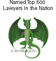 Named Top 500 Lawyers In the Nation Law Dragon